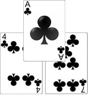 3-card-flush