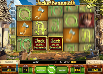 jack and the beanstalk wild feature