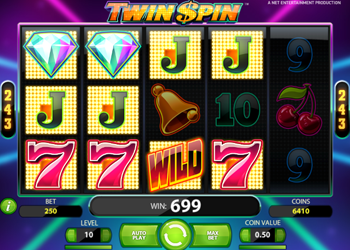 wild twin spin slot
