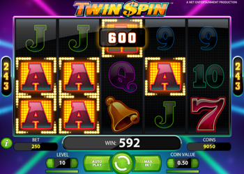 twin spin win