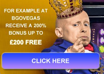 bgo vegas welcome bonus