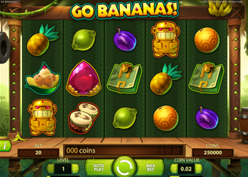go bananas online slot review