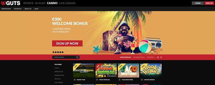 bgo vegas online casino