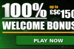 Score a 100% match deposit welcome bonus with CasinoLuck today